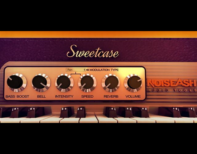 ヴィンテージエレピ音源「Sweetcase Vintage Electric Piano」