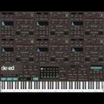 【無料】DX7系FM音源シンセサイザー「DEXED」