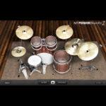 強力なフリーアコースティックドラム音源「MT POWER Drum Kit 2」