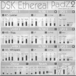 (32bit)PAD専用フリーシンセサイザー「DSK Ethereal PadZ 2」