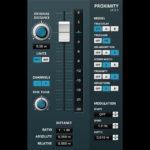 音の奥行きを簡単操作フリープラグインTDR「Proximity」