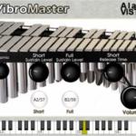 無料で高品質なヴィブラフォン音源「Vibro Master」