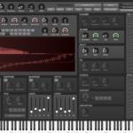 非常に軽く高音質なバーチャルアナログシンセサイザー「Tunefish 4」