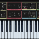 無料のMoog系シンセサイザー「Surrealistic MG-1 Plus Synthesizer」