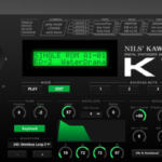 【無料】あの KAWAI のシンセサイザーK1をエミュレート「Nils' K1v」