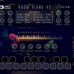 【無料】「Room Piano」リビングルーム風の軽量ピアノ音源