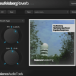 ベルリンの監視塔で収録されたリバーブプラグイン「Teufelsberg Reverb」