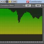 位相を視覚化する無料の位相メーター「Voxengo Correlometer」